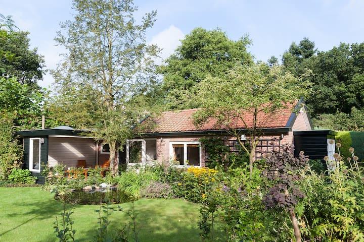 Nice gardenhouse near Arnhem Veluwe