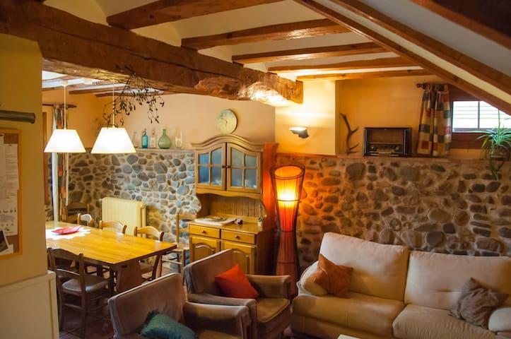 Casa rural Edulis . baños todas hab - Santurde de Rioja - Dům