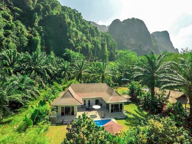Eden Villas-Krabi-Private Pool Villa-Sunset Villa