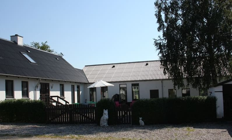Den gamle Smeide, Aarestrup - Skørping - House