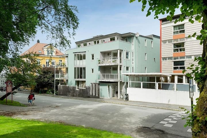 Charming apartment at Nordnes - Bergen - Appartement