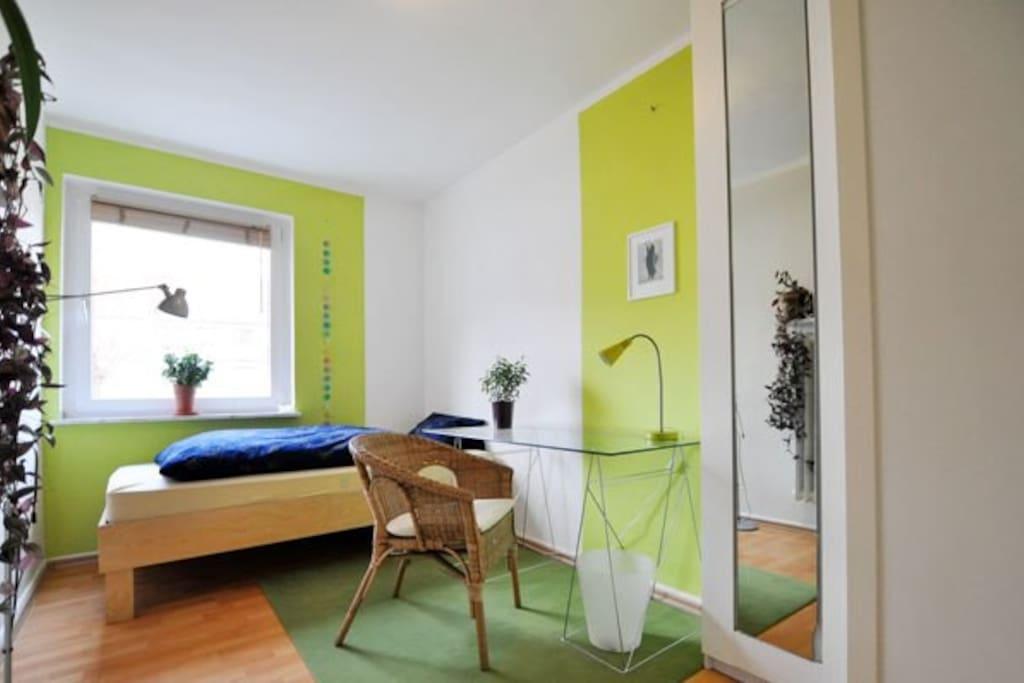 zimmer in unin he wohnungen zur miete in k ln nordrhein. Black Bedroom Furniture Sets. Home Design Ideas