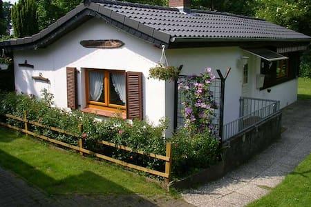 Kleines feines Ferienhäuschen - ハンブルク - 一軒家
