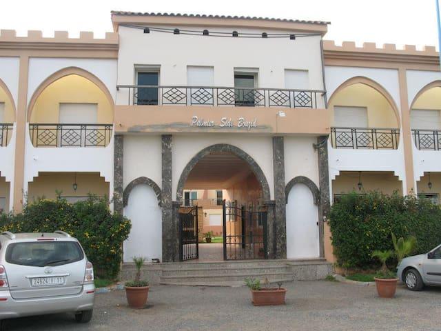 Appart dans une résidence privée - Sidi Bouzid - Apartment