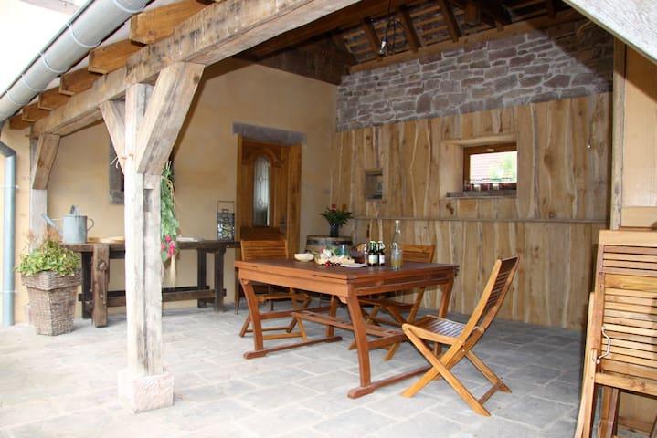 La Grange de Vicky - Otterswiller - House