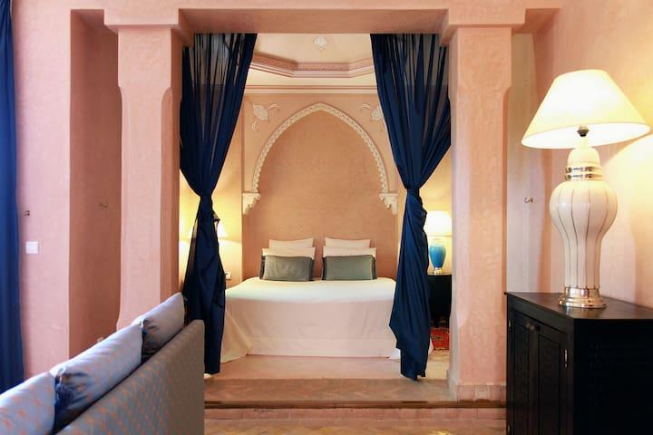 la maison des oliviers - Marrakesh - Casa de camp