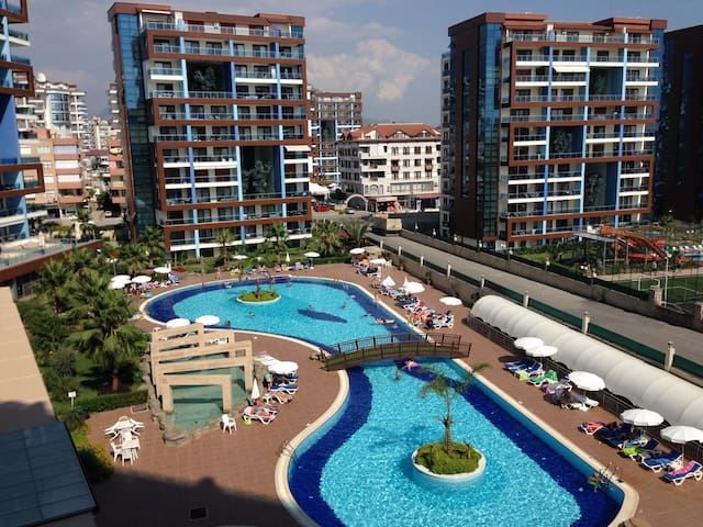 Alanya Crystal Park - alanya - Apartment