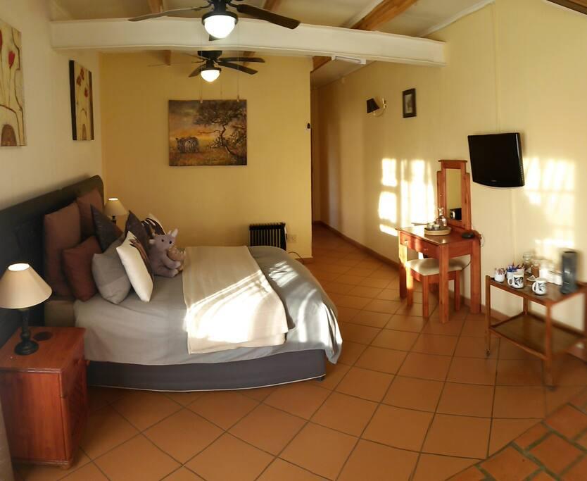 The Rhino Room