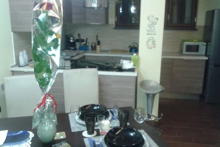 Furnished Apartment near NATO - Lago Patria - Leilighet
