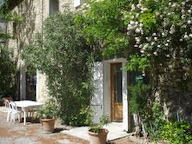 Maison dans un domaine viticole - Avignon - Huis