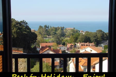 Pechon holidays, sea views 5 pax