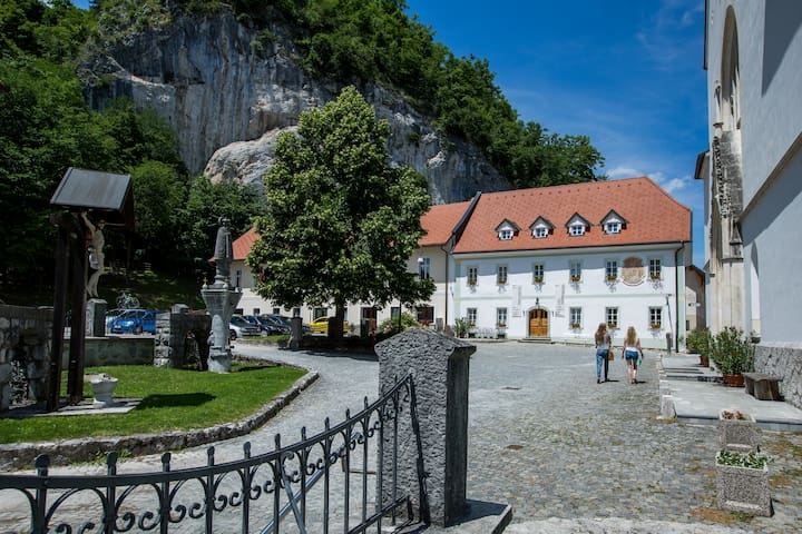 Old Parish House - STARI FAROVŽ - Bled - Bed & Breakfast