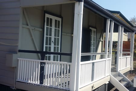 Cute Queenslander close to city - Annerley - Ház