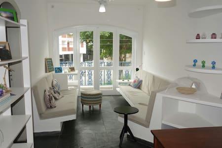 Apartamento para casal / solteiro Astúrias-Guaruja - Guarujá - Leilighet