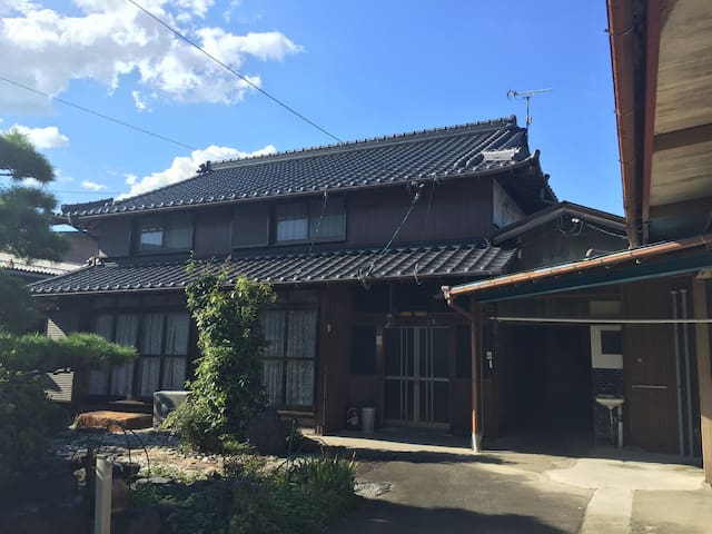 Nice Country House in Gifu 岐阜県の民家 - Ikeda - Casa