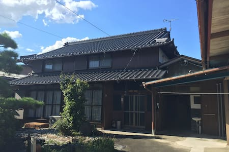 Nice Country House in Gifu 岐阜県の民家 - Ikeda - Talo