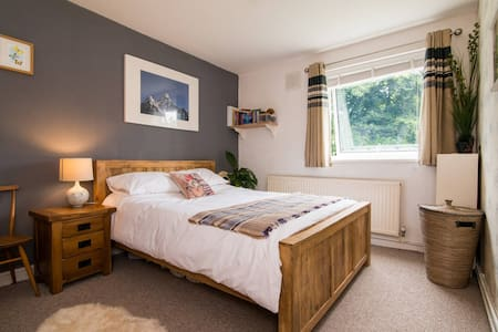 Immaculate flat close to great bars - Manchester
