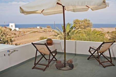 EcoXenia-Studio for 2 sea view - Thira - Apartment