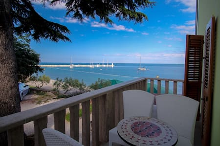 Lovely apt with a stunning sea view - Novigrad - Apartment