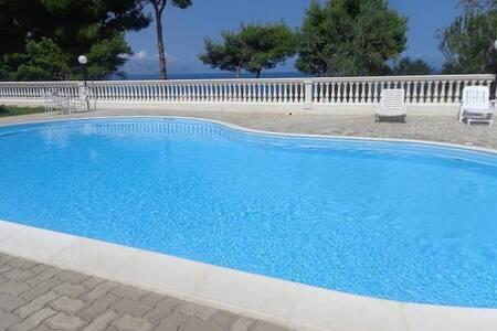 villa Nunziatella   SOLE - Trappeto - Вилла