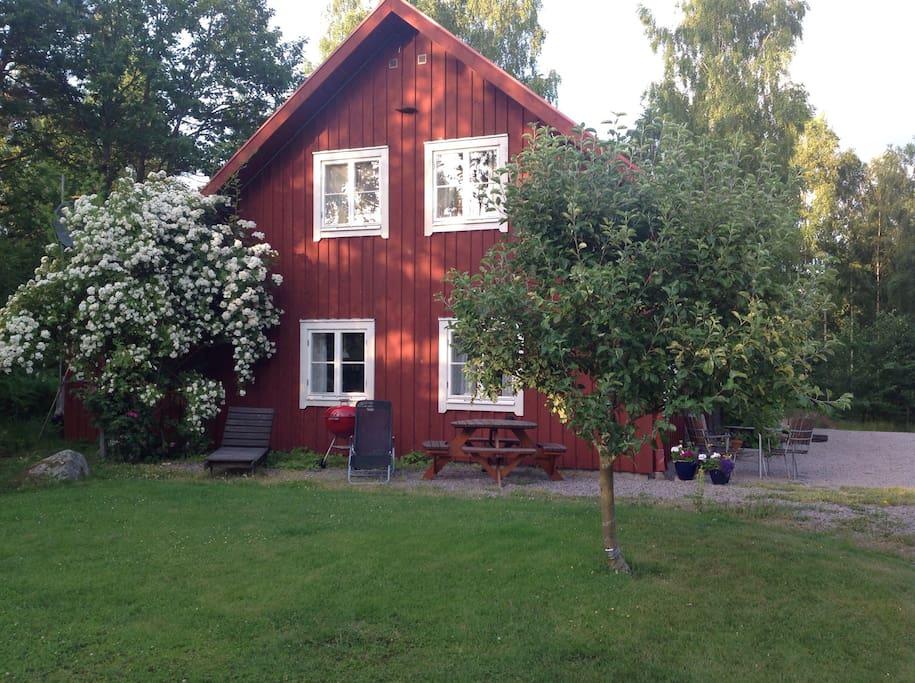 dusch swingers oskyddad nära Växjö