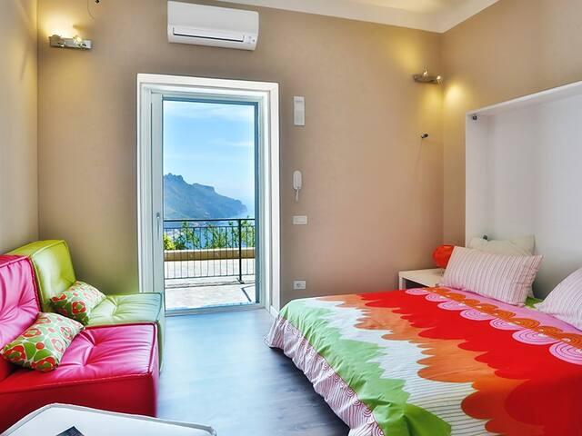 Amalfi Coast Views - Ravello - Apartament