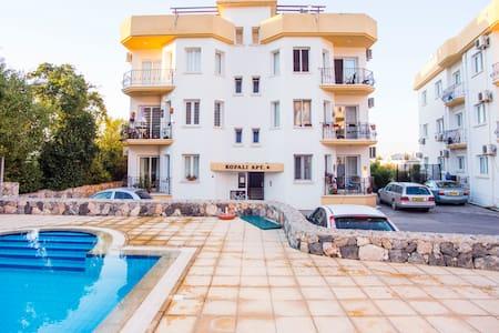 Пентхаус на Северном Кипре - Kyrenia/Alsancak - Διαμέρισμα