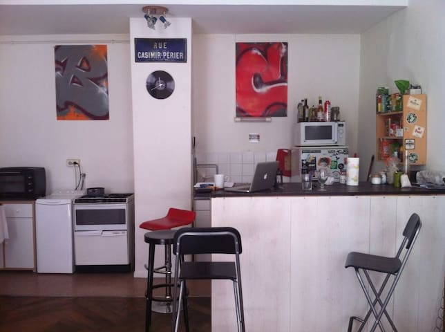 Appartement Lyon Terreaux - リヨン - アパート