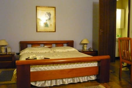 Assoluto relax! Villa con giardino - Santa Venerina