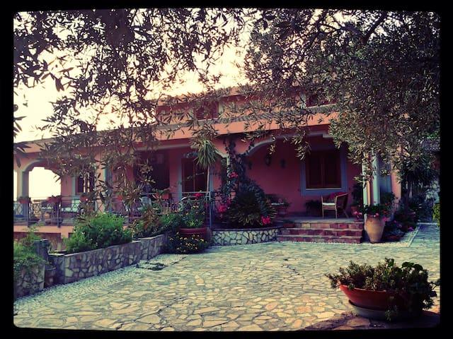 Affascinante Villa Siciliana. - Sambuca di Sicilia - Villa
