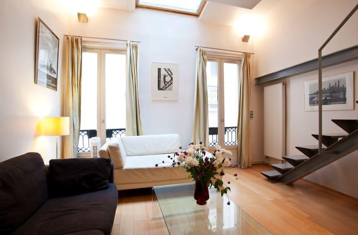 Catacombes Triplex Flat, 2 bedrooms, 2 bathrooms - Paris - Wohnung