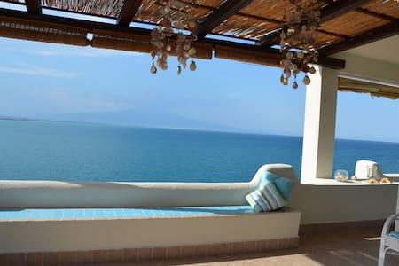 Casa Azzurra - Costa Saracena - Castelluccio - Wohnung
