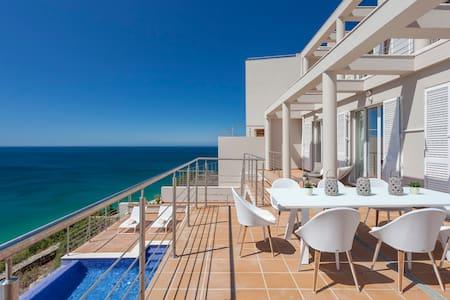 Villa Mar à Vista - 4 Bedrooms sea view and pool - Budens