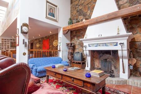 Fantastic country manor , live it!! - Pizarra - Villa
