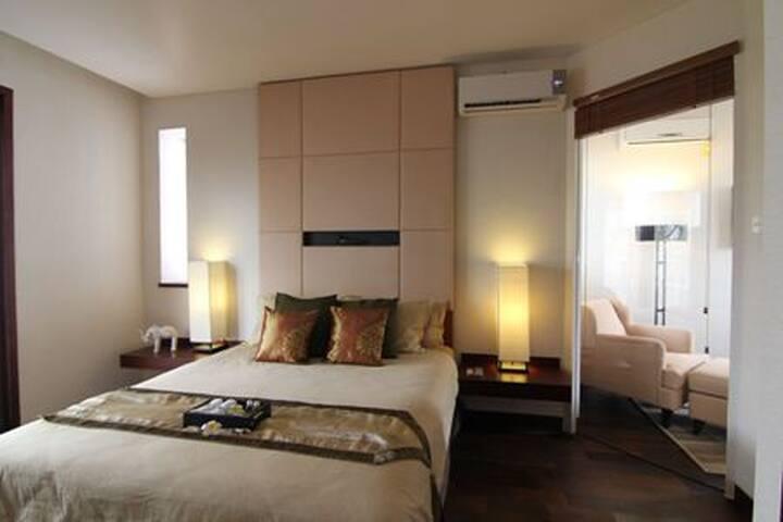 Chic Quarter Residence Room01 - Jakarta Capital Region - Bed & Breakfast