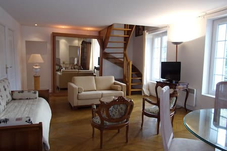 Appart Duplex 2 chambres panoramic - Pont-Sainte-Maxence - Castle