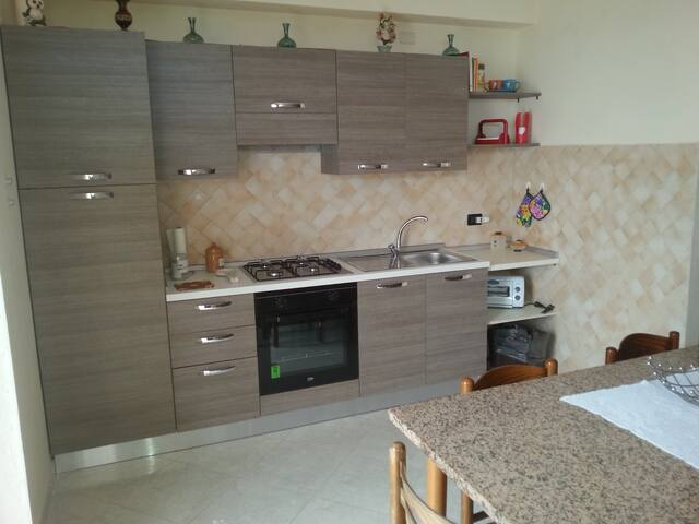 Accogliente e comodo appartamento - Sant'Alfio - อพาร์ทเมนท์