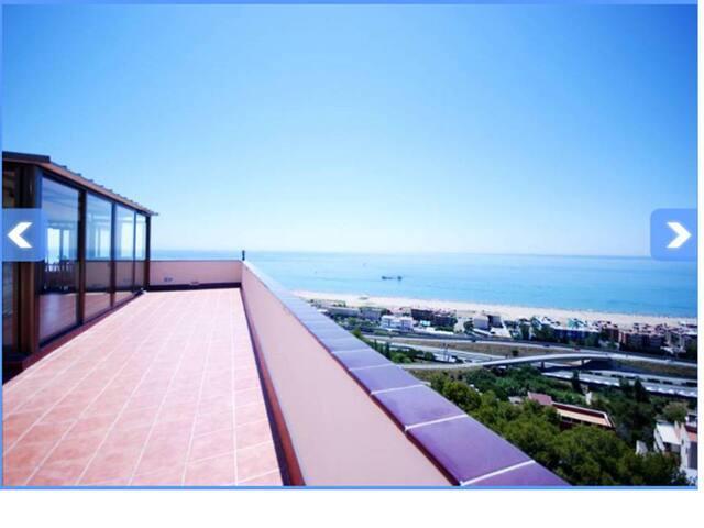 Apartamento para 6 en Castelldefels - Sitges - Apartment