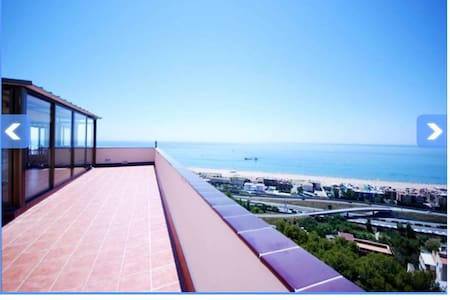Apartamento para 6 en Castelldefels - Sitges - Apartamento