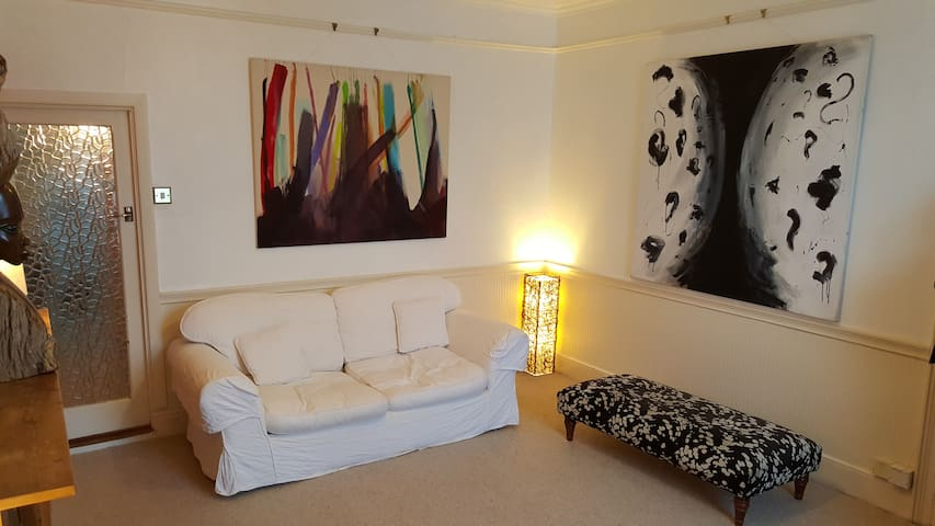 Charming terraced house - Exeter - Rumah