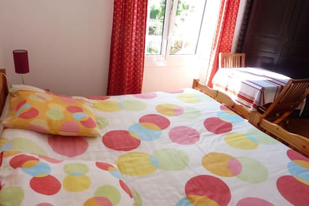 Chambre pour 1 ou 2 personnes - Hendaye - Bed & Breakfast