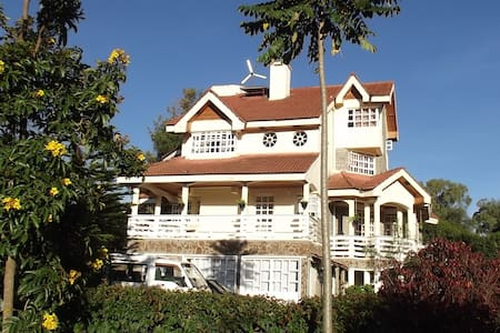 guesthousejane Naivasha B&B - Naivasha - Bed & Breakfast