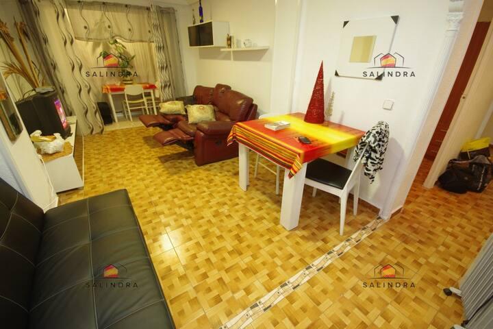 Centro Alicante  - 3 dormitorios - Alacant - Apartament