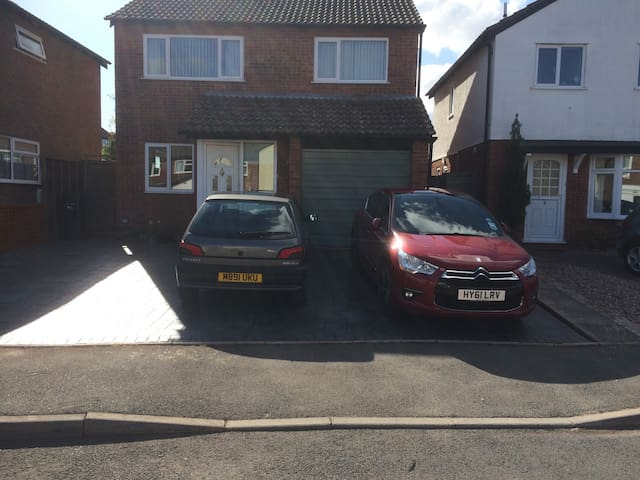 2 single rooms and 1 twin to rent - Nether Stowey - Hus
