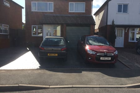 2 single rooms and 1 twin to rent - Nether Stowey