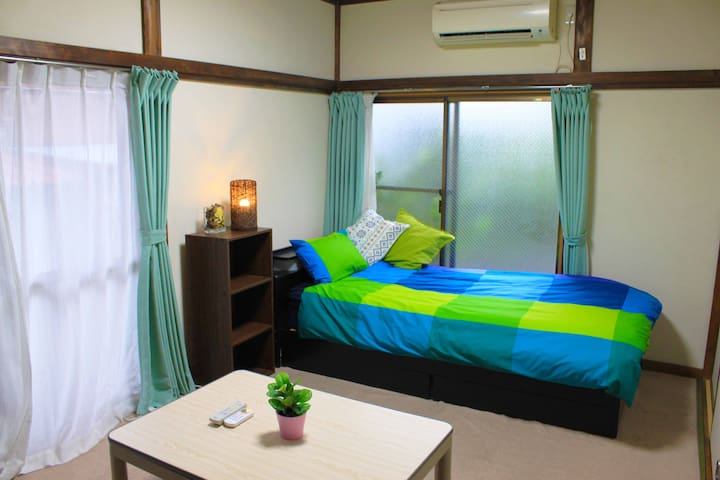 Yokohama - quiet private room (102)