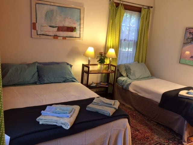 lovely Ann Arbor room near downtown