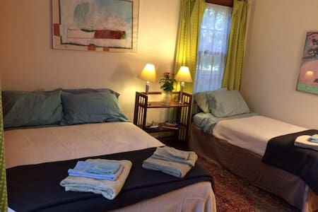 Lovely and clean Ann Arbor room near downtown