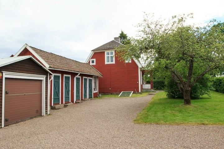 Hus, Verkstadsgatan 9, Hjo centralt