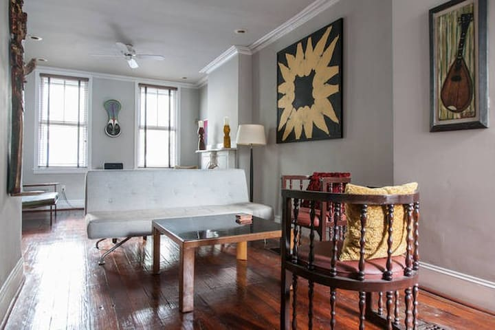 Charming private room near Center City